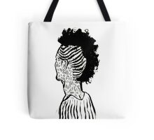 Braided Up Tote Bag