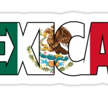 SEXICAN Sticker