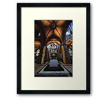 St. Giles Framed Print