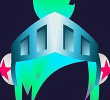 Riven Arcade Helmet / League Of Legends by ignoredby5sos