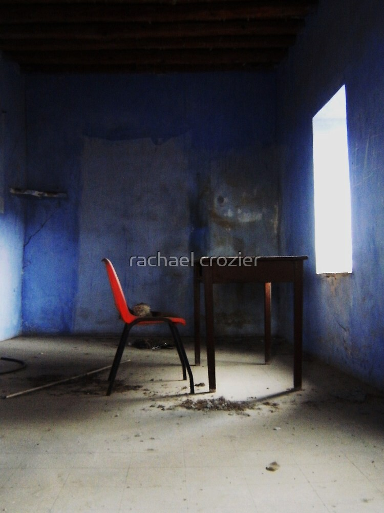 Sitting Alone by rachael crozier