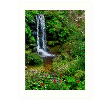 The Beauty Within : Rainbow Springs National Park Art Print