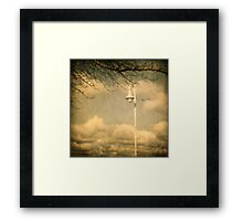 Give Me Wings  Framed Print