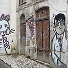 Big Head Monsters by KachinaDoll