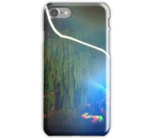 Flash of light iPhone Case/Skin
