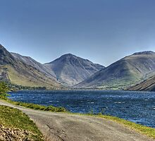 Wastwater In May by Jamie  Green