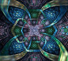 Woven Portal by wolfepaw