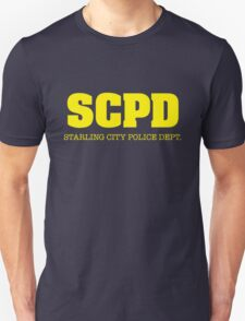 SCPD – Starling City Police Department, Arrow Unisex T-Shirt
