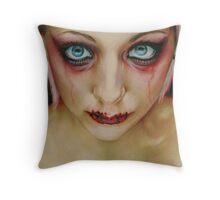 Wide Shut Throw Pillow