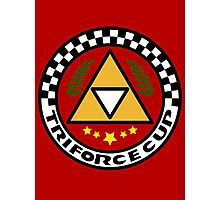 Triforce Cup Photographic Print