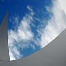 Sky Sculpture by Charity Thompson