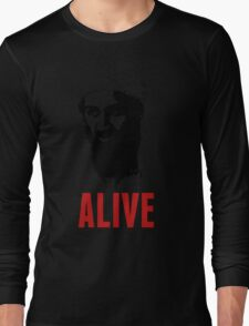 Osama Bin Laden is Alive Shirt Long Sleeve T-Shirt