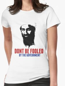 Osama Bin Laden is Still Alive Shirt Womens Fitted T-Shirt