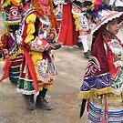 Fiesta de San Juan Parade by Charity Thompson