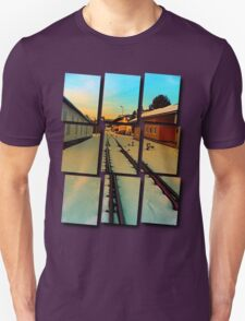 The railway station of Aigen | architectural photography T-Shirt