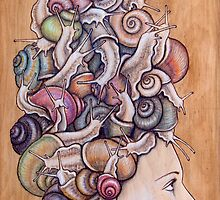 Snail Do by Fay Helfer