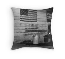 Resting Before the Show Throw Pillow