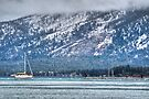 Landscape Lake Tahoe by Diego  Re