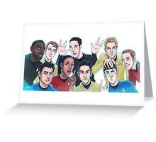 Star Trek Beyond Greeting Card