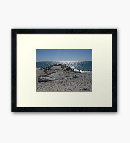 """Afternoon Delight"" Framed Print"