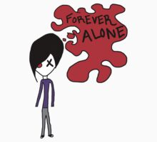 forever alone emo by saintjay