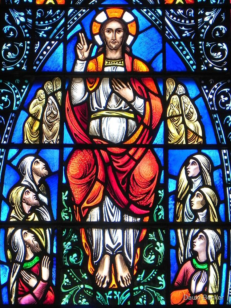 The risen Lord ©  by Dawn M. Becker