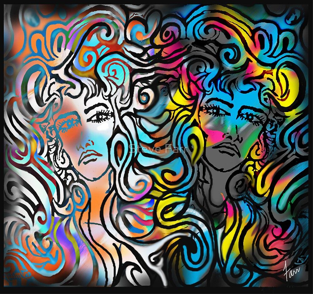 """""""Medusa's Mirror"""" by Steve Farr"""