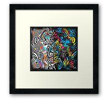 """""""Medusa's Mirror"""" Framed Print"""