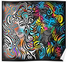 """""""Medusa's Mirror"""" Poster"""