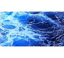 mediterranean sea... Photographic Print