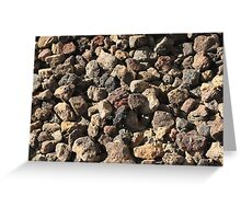 Discovery Stones - Daytime Stories Greeting Card