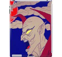The Space Vampire iPad Case/Skin