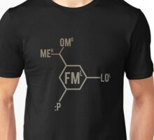 Chemical Composition of an Internet Conversation Unisex T-Shirt
