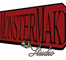 Dr. Monster Maker Studio by creativecurran