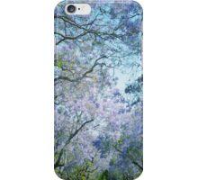 Jacaranda Canopy iPhone Case/Skin