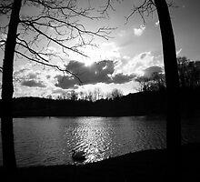 Behind The Clouds by Melissa Ann Blair