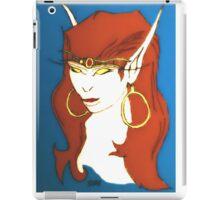 The Elf Queen iPad Case/Skin