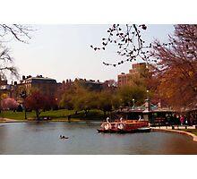 Beautiful Boston Photographic Print