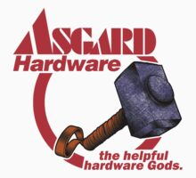 Asgard Hardware by jchristianreed
