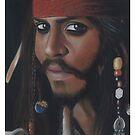 Captain Jack by Danielle Visser