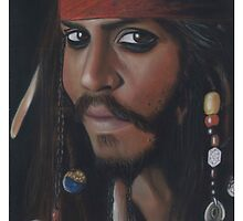 Captain Jack by Danielle Visser