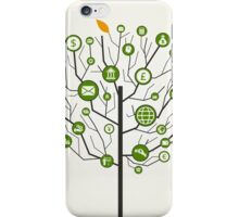 Business a tree2 iPhone Case/Skin