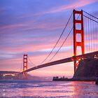 Golden Gate Bridge by SolanoPhoto