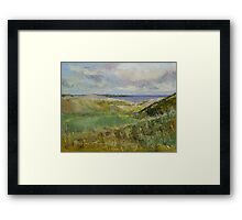 Scotland Landscape Framed Print