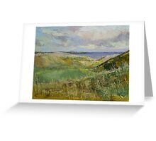 Scotland Landscape Greeting Card