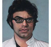 Jemaine by Danielle Visser