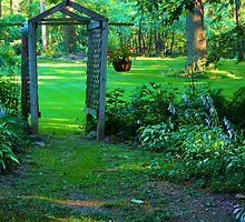 Through the Garden Gate by teresa731