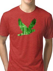 Trees - JUSTART © Tri-blend T-Shirt