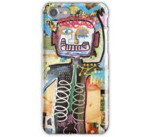Hello Basquiat! iPhone Case/Skin