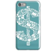 Business dollar iPhone Case/Skin